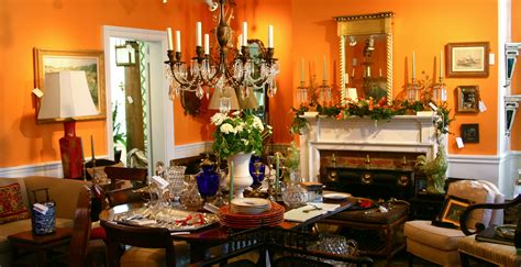 parlor room    century antiques  warwick ny