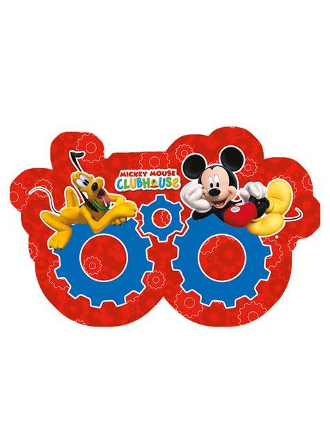 Set Mikey set of 6 playful mickey masks