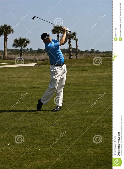 model golf swing golf swing royalty free stock photos image 13950738