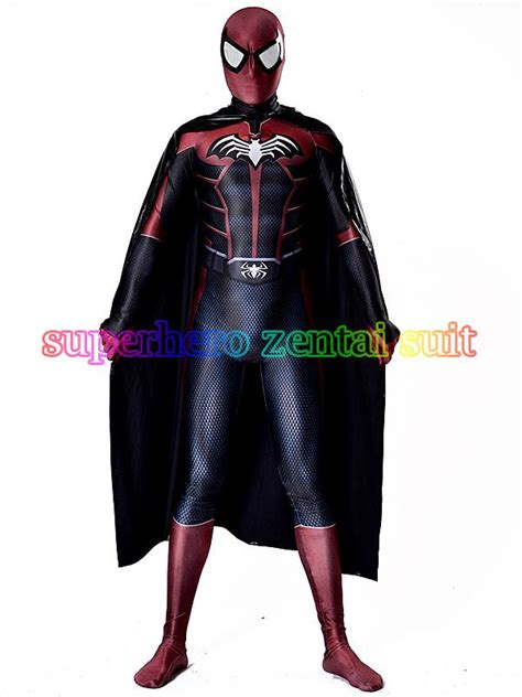 Pdf Spider Morales Costume For Sale by Costumes