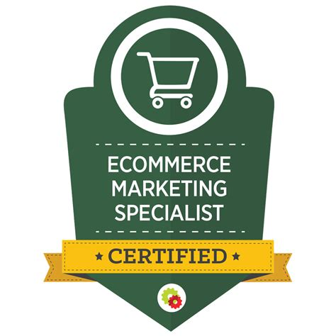 Marketing Specialist by Certified Ecommerce Marketing Specialist Digital Marketer Certifications