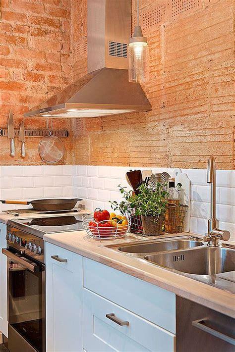 cocina por dos cocina distribuida en dos frentes y comedor de diario