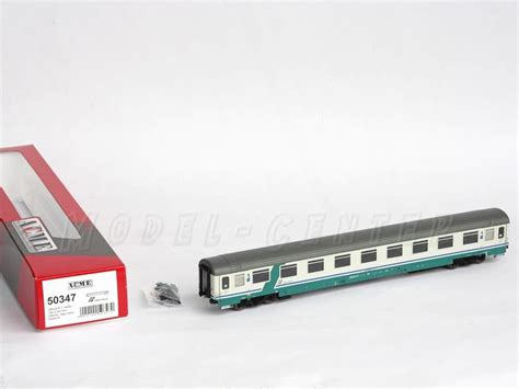 carrozza intercity acme 50347 carrozza di 1 cl intercity con nuovo logo