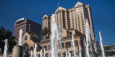 fairmont san jose map the fairmont san jose hotel visit california