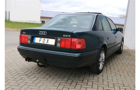 Audi A6 Sportauspuff fox sportauspuff audi 100 a6 s6 quattro typ c4 endrohr