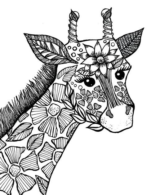 coloring pictures of animals for adults coloring pages of animals for adults 25 unique adult