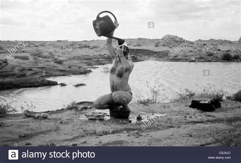 Watering Can Shower by Cing Equipment Used By Explorer Kypros In Africa