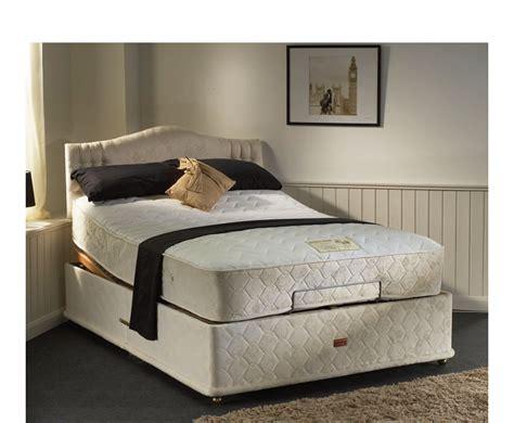 duchess electric adjustable divan bed set