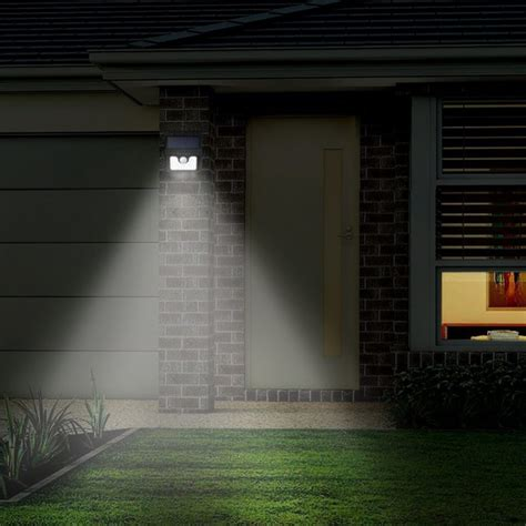 bright solar led outdoor lighting solar light outdoor waterproof spotlight stick up motion