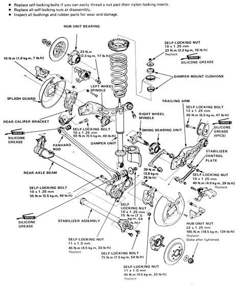 speaker wiring diagram for 1999 honda civic speaker get