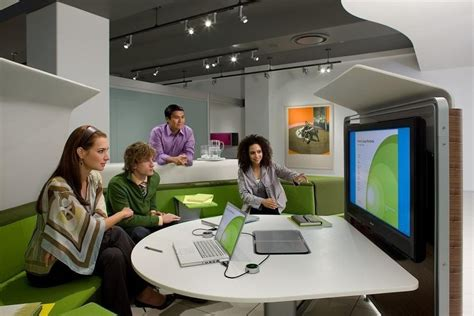 Forrer Business Interiors by Classrooms Of The Future Help Children Stay Eng