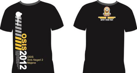 desain kaos organisasi desain baju terbaru untuk wanita pria dan remaja ragam