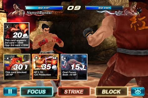 free tekken 3 apk tekken card tournament ccg apk v3 422 mod unlimited health for android apklevel