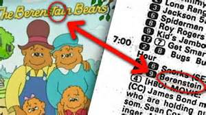 Berenstein Bear What Is The Mandela Effect Paranormal