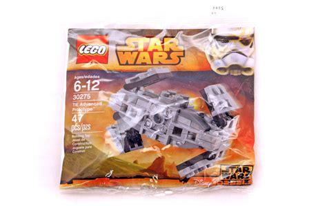 Lego 30275 Tie Advanced Prototype Wars tie advanced prototype lego set 30275 1 nisb