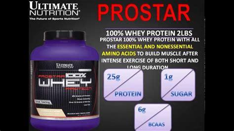 Suplemen Prostar 100 Whey Protein ultimate nutrition prostar 100 whey protein