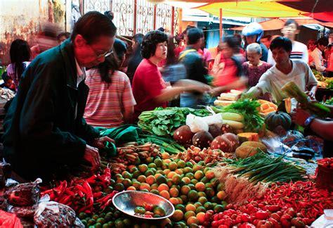 masyudi syachban firmansyah keramaian pasar pecinanbacan