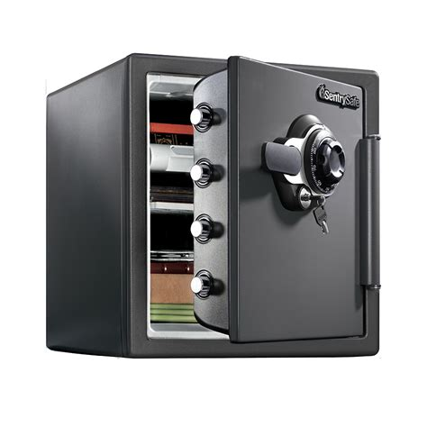 Small Home Safes Combination Lock Shop Sentrysafe 1 19 Cu Ft Combination Lock Commercial