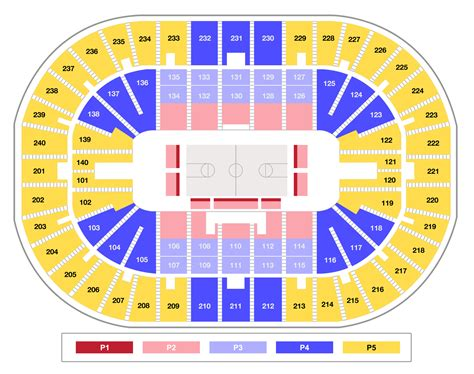 bank arena seating chart u s bank arena harlem globetrotters 90th anniversary tour