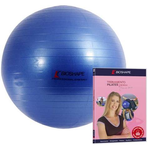 Gratis Ongkir Bola Pilates Fitness 65 Cm bola de gin 225 stica bioshape db65 65cm c dvd treinamento pilates bola azul pilates e ioga