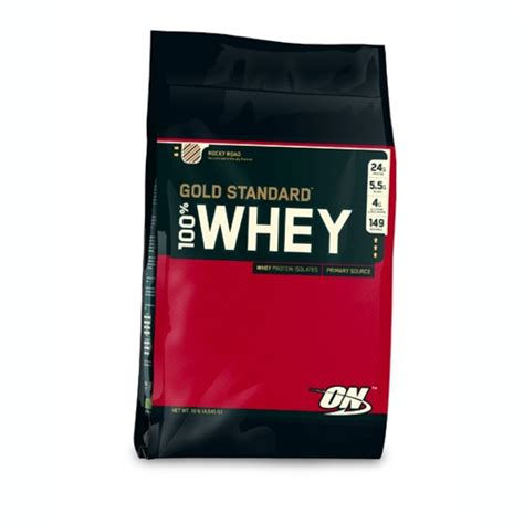 Whey 10 Lbs Optimum Nutrition 100 Whey Gold Standard 10 Lbs