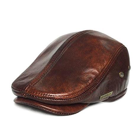 Special Flat Shoes Garden Murah Meriah jual beli lethmik flat cap cabby hat genuine leather