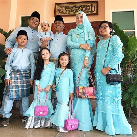 Baju Raya Sedondon Satu Keluarga baju raya rebbeca sedondon pembantu rumah juga dibelikan 10 gambar berita viral