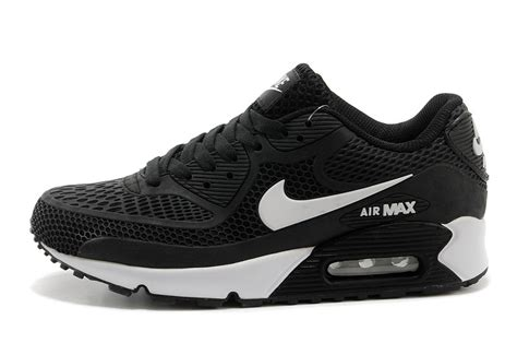 air max 90 s shoes black white 2017 sales black friday