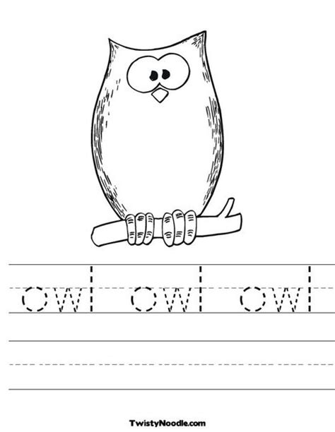 printable owl worksheets 32 best images about free owls to color owl worksheets