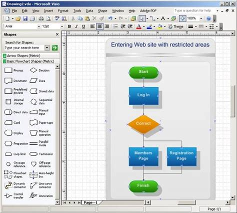 visio to word how to draw a flowchart in visio it still works