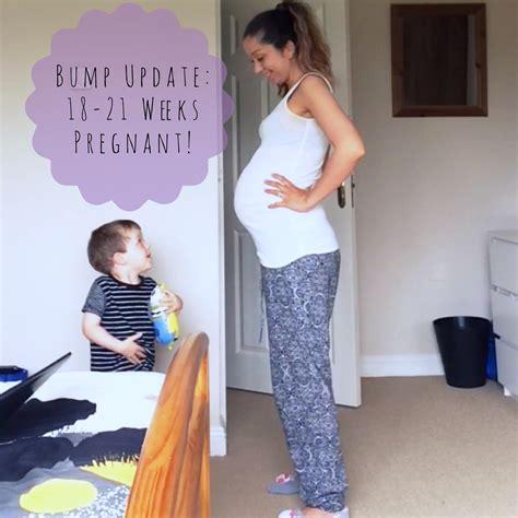 21 weeks pregnant baby bump 18 weeks pregnant bump www imgkid com the image kid