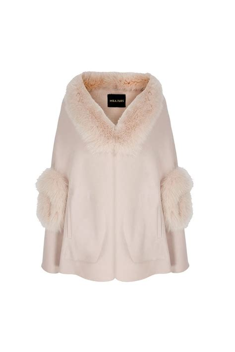 Ready Cape Top Balotelly best 25 fur trim ideas on fur trimmed cape winter lyrics and fur coats for sale
