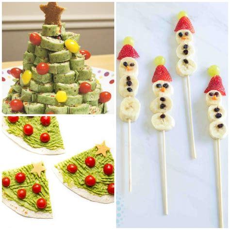 25 healthy christmas snacks fantastic fun learning