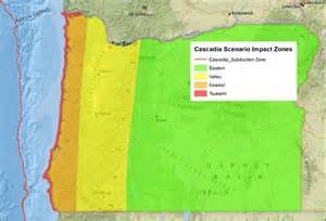 Which Gardening Zone Am I In - oregon earthquake commission predicts potential catastrophe