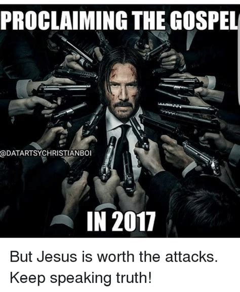 Gospel Memes - proclaiming the gospel caodatartsychristianbol in 2017 but