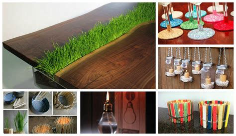 Do It Yourself Home Decorations by 30 Diy Creative Ideas That Can Improve Your Home