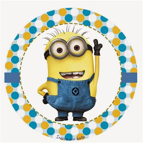 printable stickers minions despicable me funny free printable kit oh my fiesta