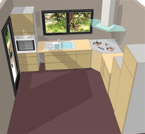 beautiful fixer plan de travail sur meuble un lot central fabulous installer un plan de travail sans meuble on
