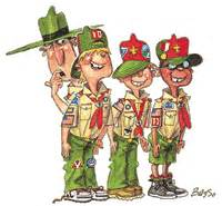 Image result for boy scout leader clip art