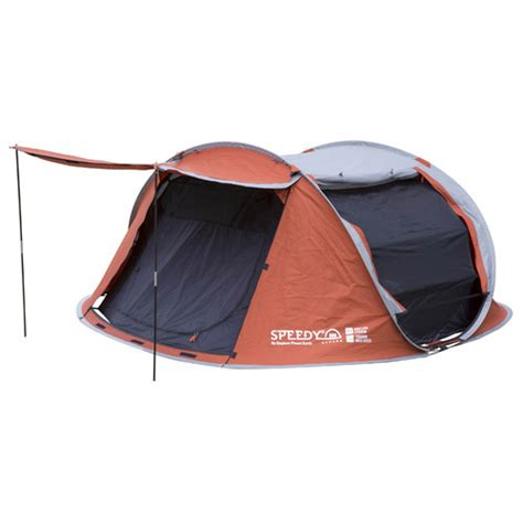 Show Tent Second Kandang Portable epe speedy 3 person 2 second polycotton pop up tent