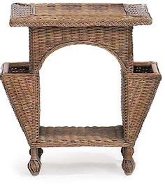 Atlantis Wicker Patio Accent Table 1000 Images About Outdoor Wicker End Tables On