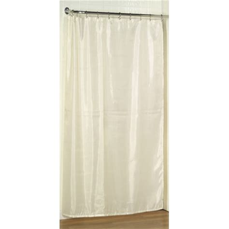 Stall Size Shower Curtains by Carnation Home Fashions Stall Size Polyester Shower