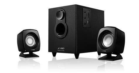 Murah Speaker Multymedia Sw280 Basss jual fenda speaker 2 1 f203u murah bhinneka