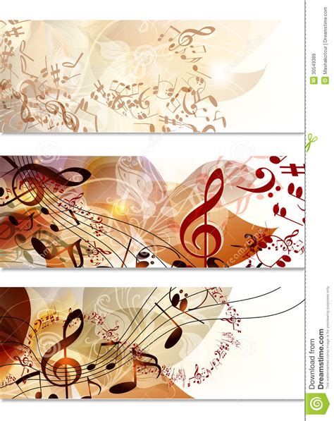 business card musician templates free business cards template set in floral style royalty free