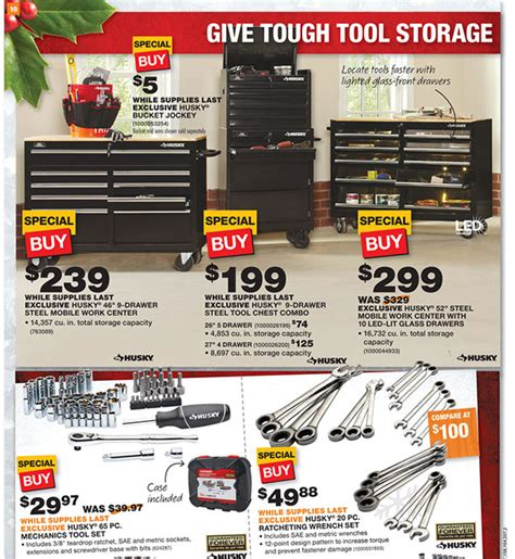 black friday tool cabinet deals home depot black friday 2014 tool deals