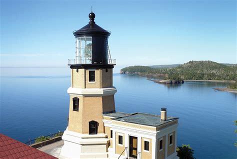 lighthouse split rock lighthouse mnhs