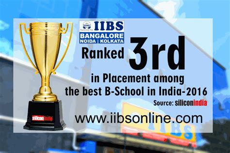 Mba College In Bangalore Cut by Iibs Ranking Best Mba College In Bangalore Noida Kolkata