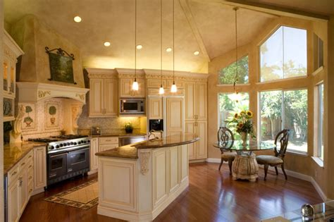 Craftsman Home Interiors Pictures r j perez construction inc tuscan style kithcen
