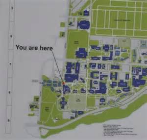 University Of Utah Map by Utah State University Campus You Are Here Maps On