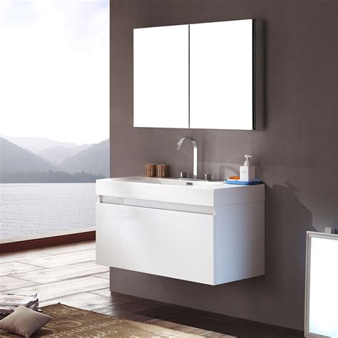 fresca bathroom fresca bath fvn8010wh bathroom vanities senza